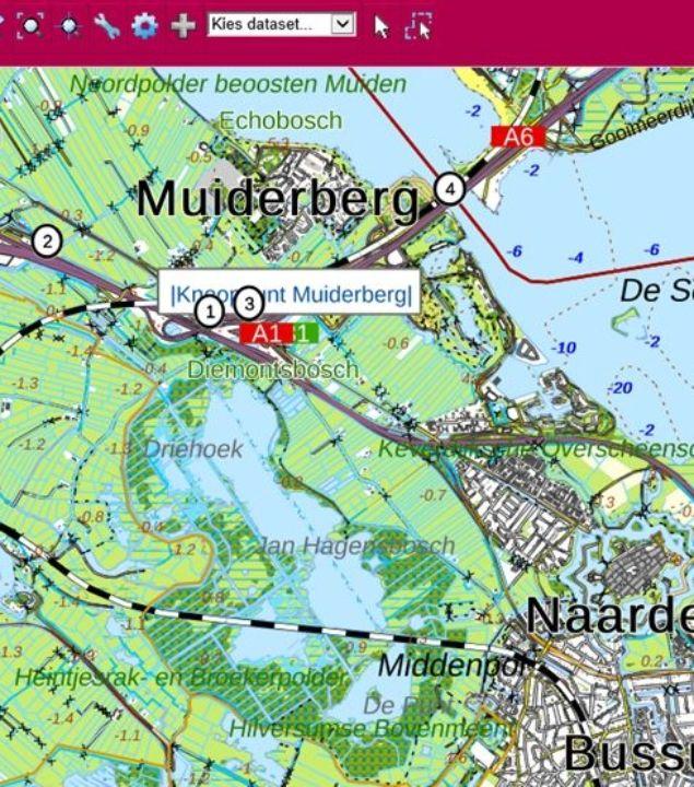 Eén set BOR-gegevens voor gemeente Gooise Meren