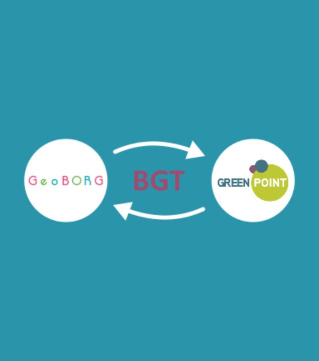 Open data-uitwisseling met BGT van GeoBORG